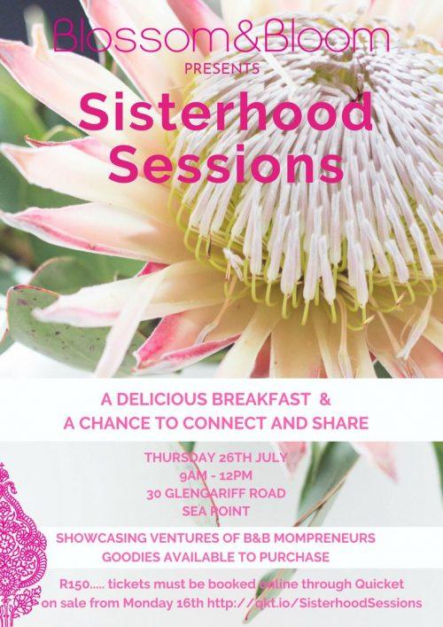 Sisterhood Sessions 1