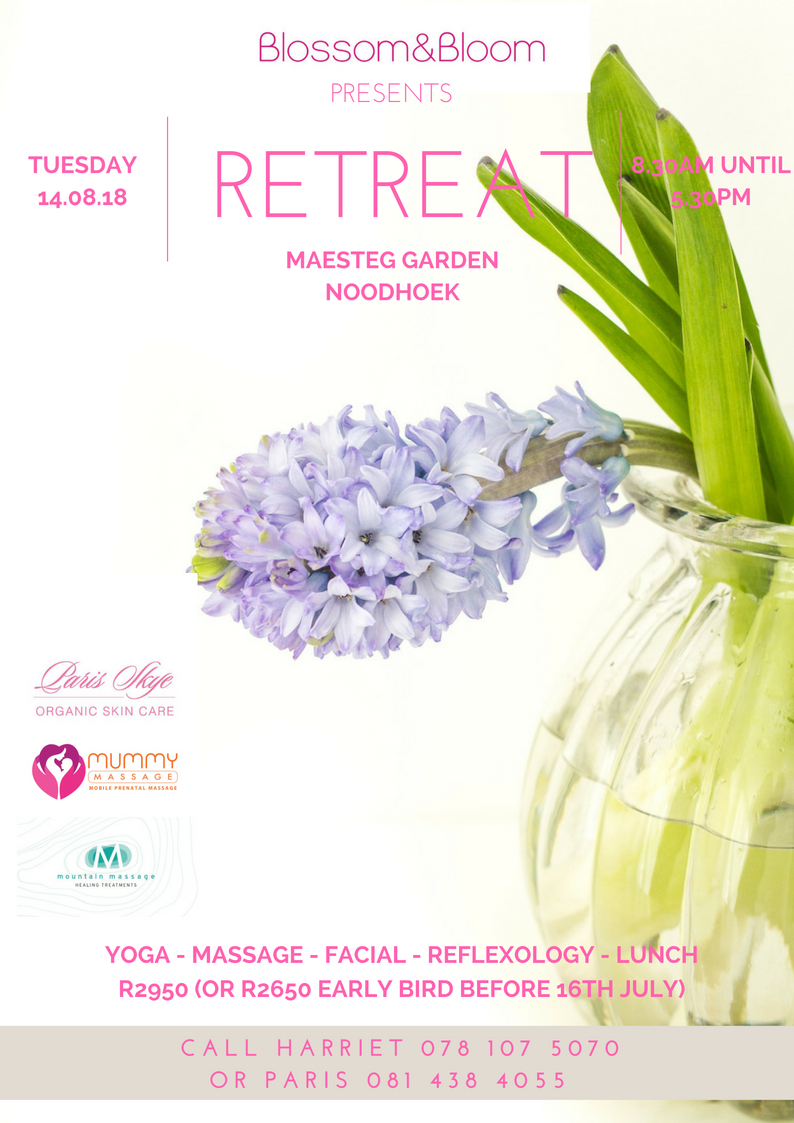 Retreat Flier August 2018